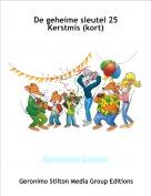 Geronimo-Lenton - De geheime sleutel 25 Kerstmis (kort)