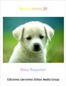 Rossy Roquefort - Revista Animal 2#