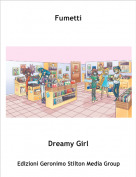Dreamy Girl - Fumetti