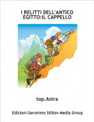 top.Astra - I RELITTI DELL'ANTICO EGITTO:IL CAPPELLO