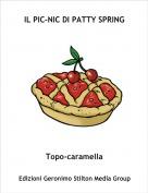 Topo-caramella - IL PIC-NIC DI PATTY SPRING