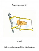 Aleví - Carrera anual (I)