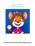 SKcool365 - Para mi BFF:¡Ratita Pianista!