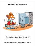 Giulia Fontina de scamorza - risultati del concorso