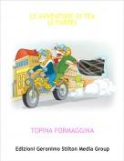 TOPINA FORMAGGINA - LE AVVENTURE DI TEA(2 PARTE)