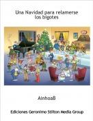 AinhoaB - Una Navidad para relamerse los bigotes