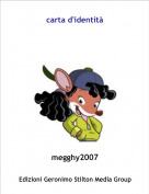 megghy2007 - carta d'identità