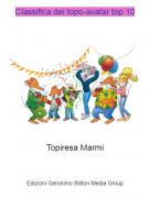 Topiresa Marmi - Classifica dei topo-avatar top 10