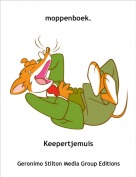 Keepertjemuis - moppenboek.