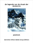 poomuis - de legende van de draak der duisternis