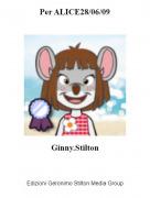 Ginny.Stilton - Per ALICE28/06/09