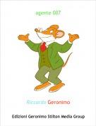 Riccardo Geronimo - agente 007
