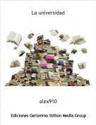 alex910 - La universidad