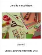 alex910 - Libro de manualidades