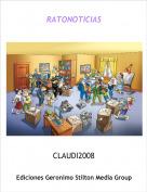 CLAUDI2008 - RATONOTICIAS