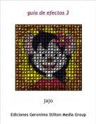 jajo - guia de efectos 3