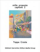 Toppa  Crosta - mille  proposte                       capitolo  2