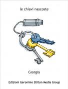 Giorgia - le chiavi nascoste