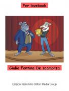 Giulia Fontina De scamorza - Per lovebook
