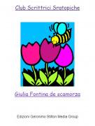 Giulia Fontina de scamorza - Club Scrittrici Sratopiche