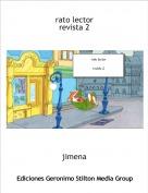 jimena - rato lectorrevista 2