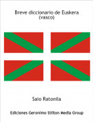 Saio Ratonila - Breve diccionario de Euskera (vasco)