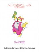 CLAUDI2008 - SALLY RATONELL ...¿!EN PORTADA?!