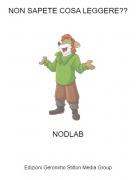 NODLAB - NON SAPETE COSA LEGGERE??