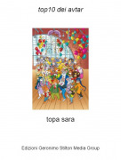 topa sara - top10 dei avtar