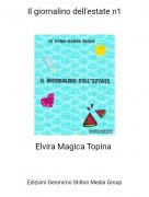 Elvira Magica Topina - Il giornalino dell'estate n1