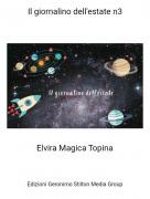 Elvira Magica Topina - Il giornalino dell'estate n3