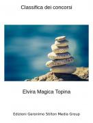 Elvira Magica Topina - Classifica dei concorsi