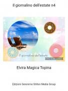Elvira Magica Topina - Il giornalino dell'estate n4