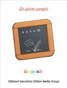 Gorgoele24 - Gli ultimi compiti