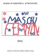 Betty - avatar al maschile e al femminile