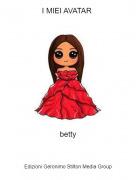 betty - I MIEI AVATAR