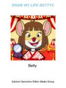 Betty - DRAW MY LIFE BETTY5