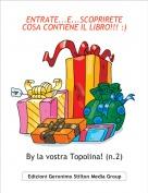 By la vostra Topolina! (n.2) - ENTRATE...E...SCOPRIRETE COSA CONTIENE IL LIBRO!!! :) 2