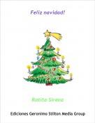 Ratita Sirena - Feliz navidad!