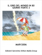 MARY2006 - IL GIRO DEL MONDO IN 80 GIORNI! PARTE 3