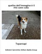 Topannapi - quellsa dell'immagine è il mio cane cuba