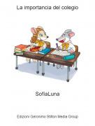 SofíaLuna - La importancia del colegio