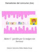 Maite C. (perdón por la imágen tan borrosa) - Ganadores del concurso (los)