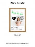 Maite C. - ¡Maitu Revista!