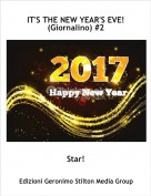 Star! - IT'S THE NEW YEAR'S EVE!(Giornalino) #2