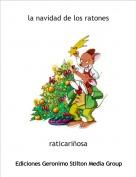 raticariñosa - La Navidad de los ratones