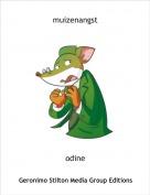 odine - muizenangst
