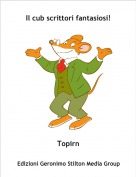 Topirn - Il cub scrittori fantasiosi!