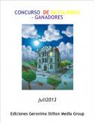 juli2013 - CONCURSO  DE RATOLIBROS- GANADORES