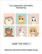 •MARI THE WOLF|! - Los supuestos animales fantasmas